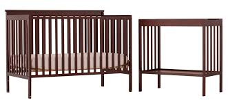 sorelle cribs tuscany toddler guard rails in cherry 129ch