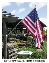 Decorative Flags For The Home What Size Flag Do I Need Flagline