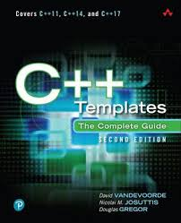 c templates the complete guide 2nd edition book