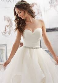 mori bridal marissa wedding dress style 5504 morilee
