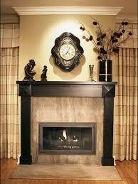 glamorous gas fireplace mantels ideas images decoration
