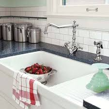Best  Vintage Farmhouse Sink Ideas On Pinterest Vintage - Farmhouse kitchen sinks with drainboard