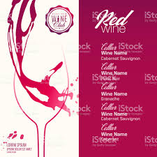 wine silhouette silhouette wine glass with liquid effect color red wine template