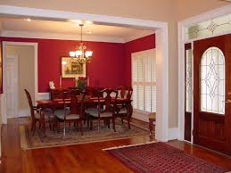 exciting red walls in dining room 15 about remodel interior design