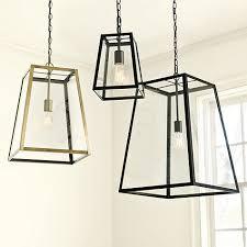 Lantern Pendant Light Fixture Eldridge Pendant Chandeliers Pendants And Kitchens