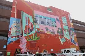 vancouver mural festival artists prepare for street festival wanyee li metro