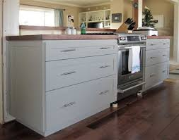 HOME DZINE Kitchen Kitchen Cabinets Made Of Plywood - Most affordable kitchen cabinets