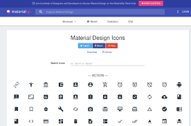 table layout material design android 10 essential material design resources and tutorials sitepoint