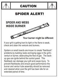 Spider Burners by The Disgusting Reason Your Grill Won U0027t Light