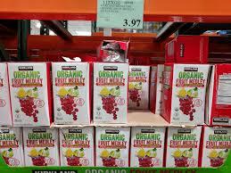 krikland kirkland signature organic fruit medley costco97 com