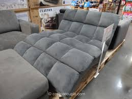 Costco Lounge Chairs Living Room Amazing Sphinx Woven Fabric Chaise Contemporary Indoor