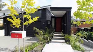 a modern mailbox improves your home u0027s curb appeal youtube