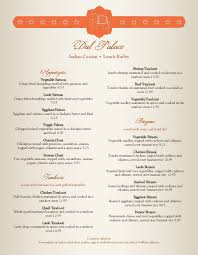 indian menu template indian menu indian menu template south indian menus musthavemenus
