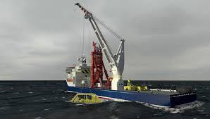 huisman reveals new series of offshore cranes offshore energy today