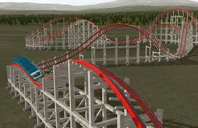 Six Flags In Kentucky Kentucky Kingdom Storm Chaser Coaster To Open In 2016