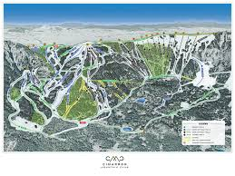 Colorado Ski Resort Map by Super Exclusive Colorado Ski Area Will Only Have 12 Cabins