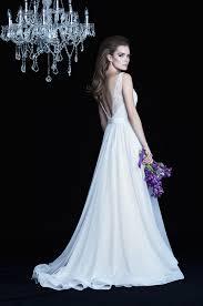 flowing wedding dresses flowing tulle wedding dress style 4755 blanca