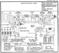 zenith floor plan james u0027s zenith 6p448 radio cart repair