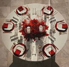 christmas centerpiece ideas for round table holiday dinner table ideas christmas decoration excerpt how to