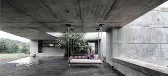 concrete bunker like house is monsoon proof