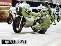 kawasaki kr250 race bike classic motorbikes
