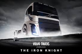 volvo 18 wheeler trucks volvo built a record smashing 2 400 hp truck as fast as a porsche 911