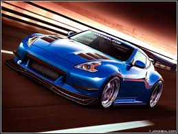 blue nissan 370z nissan 370z wallpapers wallpaper cave