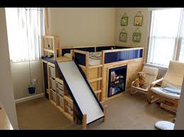 Bunk Bed With Slide Ikea Faq For Secret Room Slide Bed Ikea Hack