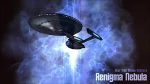 star trek online ambient aenigma nebula youtube