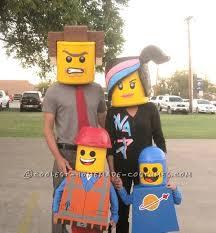 Ninjago Halloween Costume Amazing Family Themed Lego Movie Costumes Lego Movie Costume