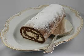 cuisine buche de noel flourless chocolate roulade foolproof bûche de noel