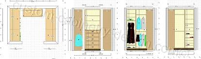 closet floor plans building cabinet plans stunning frameless construction methods
