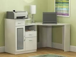 Solid Wood Corner Desk Light Wood Office Furniture Light Wood Home Office Furniture Large