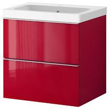 Ikea Bathroom Sink Cabinets by Ikea Red Bathroom Vanity Home Design Ideas Red Bathroom Vanity