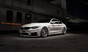 bmw m4 stanced first 435 to m4 conversion stance wheels ltmw ipe exhaust