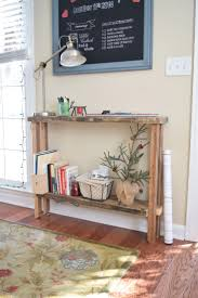 Unfinished Console Table 111 Best Diy Furniture Images On Pinterest Food Baby Diy
