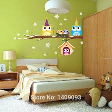 Owl Pictures For Kids Room by Sticker Water Picture More Detailed Picture About Decorative