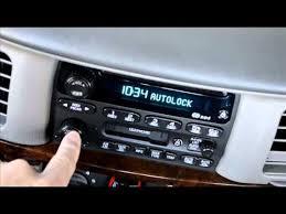 2009 impala airbag light reset chevy impala warning lights youtube
