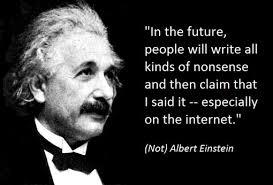 Albert Einstein Meme - my fake einstein quote gd konstantine s blog