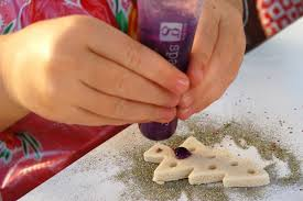 salt dough ornaments and decorations tinkerlab