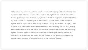 Zoo Resume Write A Descriptive Essay