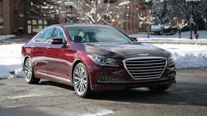 hyundai genesis 2016 hyundai genesis the luxury sedan you never knew you wanted