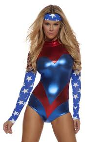 matching women halloween costumes forplay women u0027s costumes the american dream superhero costume