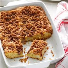 apple pear crumble apple pear coffee cake recipe taste of home