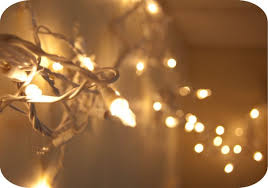 keep your home bright by decorating with lights