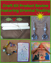 crafty moms share oriental trading christmas craft kit review