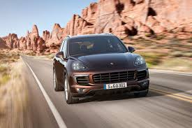 porsche cayenne interior 2017 2015 porsche cayenne facelift revealed gets 410hp plug in hybrid