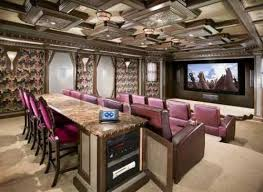 How To Decorate Home Theater Room 104 Best Home Theaters Images On Pinterest Cinema Room Movie