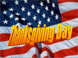 Significance Of Thanksgiving Day In America Thanksgiving Day Ppt
