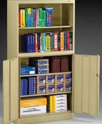 Tennsco Bookcase Storage Cabinets With Bookcase U2013 Bigdogwarehouse